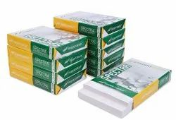 White Trident Spectra Copier Paper, Packaging Size: 500 Sheets Per Pack, Size: 210 X 297 Mm