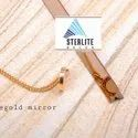 Stainless Steel Gold T Profile