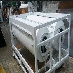Indented Cylinder Separator