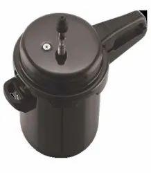 Black Aluminium American 5 Liters Orbit Pressure Cooker, For Kitchen