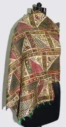Vintage Silk Kantha Scarf Assorted