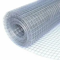 Stainless Steel Welded Wire Mesh, For Industrial, Material Grade: Ss 202