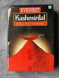 Everest Kashmirilal Chilli Powder, 500g, Box