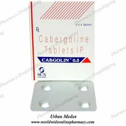 Cabgolin 0.5mg Tablet