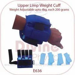 Upper Limp Weight Cuff