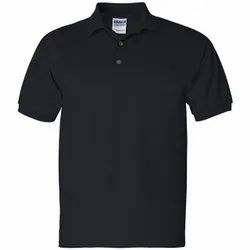 Men Black T Shirt