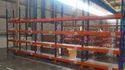 Stoarge Racks with GI Panels Light Duty & Rollers Racks for Fixtures