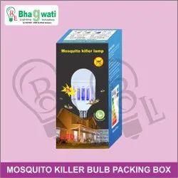 Moquito Killer LED Bulb Packaging Box