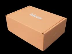 Brown Rectangular 5 Ply Plain Corrugated Box, Size(LXWXH)(Inches): 37x15x3.5 Inch
