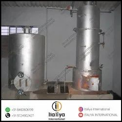 Cashew Nut Boiler with Cooker