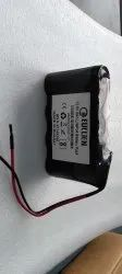 12.8v and 6 Ah LFP Battery Pack