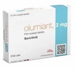 Olumiant Baricitinib 2mg