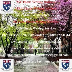 Australia Thesis Writing Services
