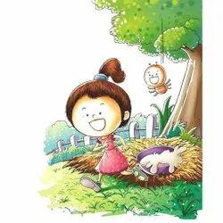 Kids Cartoon Painting Services