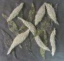 Designer Embroidered Applique