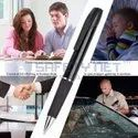 SAFETYNET 1080P Hidden Pen Camera With Spy Protection Cover Recording Time Of Up To 75 Minutes