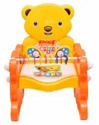 P 100 Orange Baby Potty Chair
