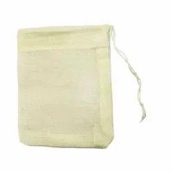 Organic Cotton Tea Bag