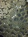 Metal Hand Embroidering Designs