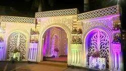 Fiberglass Designer Wedding Stage