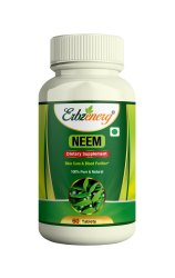 Erbzenerg Neem Tablets, For Personal, Grade Standard: Food Grade