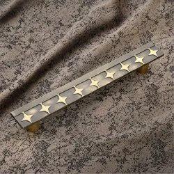 38 C CNC Brass Door Handles