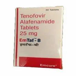 EMTAF-B (Tenofovir Alafenamide 25 Mg)