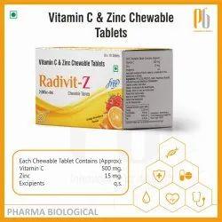 Radivit- Z Chewable Tablets