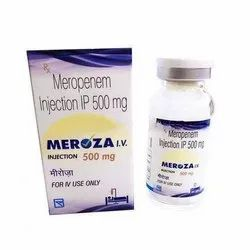Meropenem Injection 1 Mg
