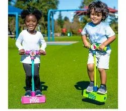 Outdoor Foam Pogo Jumper, Child Age Group: 3+ Year