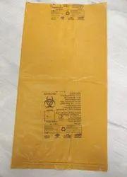 LDPE一次性PPE套件垃圾袋