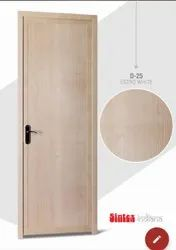 SINTEX PVC DOORS (INDIANA SERIES), For Home, Size/Dimension: 6.50 X 2.25 Ft