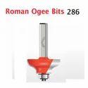 286 Roman Ogee Bits