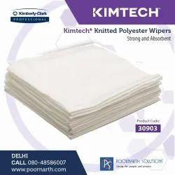 Kimtech Knitted Polyester Wiper, 30903