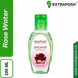 Rose Water, For Personal, Packaging Size: 100 Ml