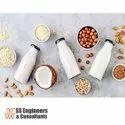 Almond Milk Processing Plant