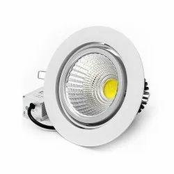 Cool White LED COB Light