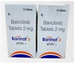 Barinat Baricitinib Tablet 2mg