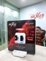 Nexus Series Alkaline Technology RO+UV Hot & Cold Water Dispenser