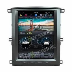 Hypersonic Tesla Player for Land Cruiser 2003-2007