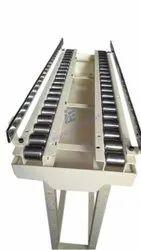 Motorized Gravity Roller Conveyor