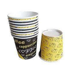 Printed Paper Cup, Capacity: 50 ml