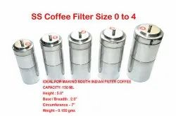 Indian Stainless Steel 304 Food Grade Material Coffee Filter