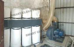 Bag filter dust collectors