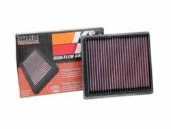 K&N Rubber Car Filter