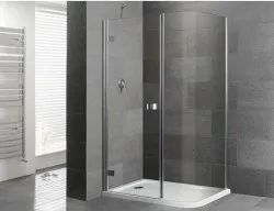 Glass Shower Enclosure, Size: 84 X 84 Inch