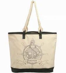Cotton Nautical Bag