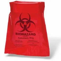 Biohazard Autoclavable Garbage Bag