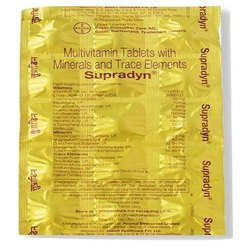 Supradyn Multivitamin Tablets