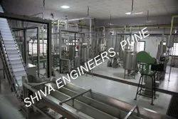 Amla Candy Processing Equipment